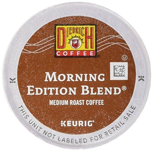 Diedrich K-cup (Diedrich Coffee Morning Edition Blend Keurig K-Cups, 24-Count)