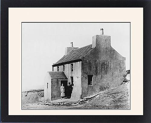Framed Print Of Talking Mongoose House by Prints Prints Prints