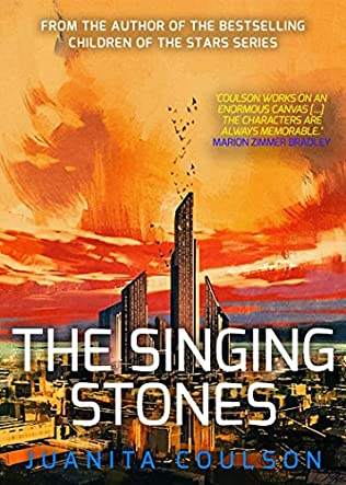 book cover of The Singing Stones