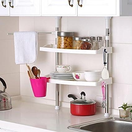 etagere cuisine telescopique.com