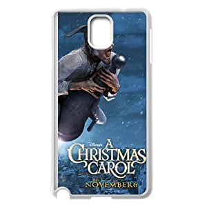 Christmas Carol Samsung Galaxy Note 3 Cell Phone Case White F8496201