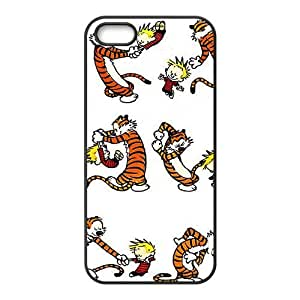 SKULL Calvin and tigger Cell Phone Case for Iphone 5s