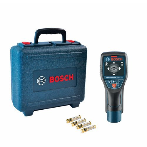 Bosch D-TECT-120-RT Wall and Floor Detection Scanner (Certified Refurbished)
