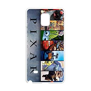 Pixar Fashion Comstom Plastic case cover For Samsung Galaxy Note4