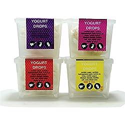 Brown Sugar Pet Store Yogurt Drops for rodent animals as Sugar Glider, Loris, Marmoset, Squirrel 50 g.