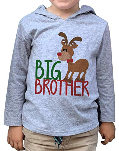 Custom Party Shop Baby's Big Brother Christmas Hoodie 3T