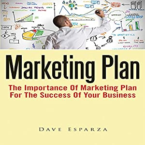 Marketing Plan Audiobook