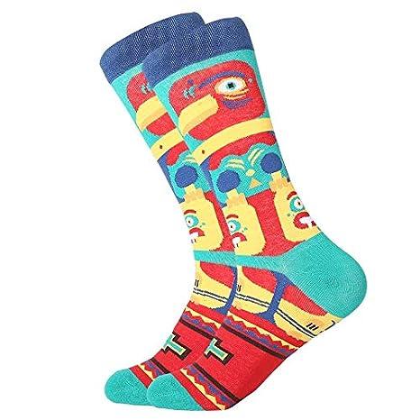 Arredamento e forniture scuola prima infanzia Sport e tempo libero QADPLWZ Carino Lovely Cotton Crew Socks per Uomo Donne Business Casual Vestito Frutta Latte Cartoon Modello Animale per Sock Facotry