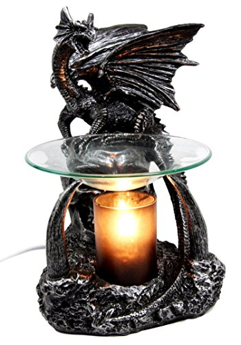electric dragon oil warmer - 4