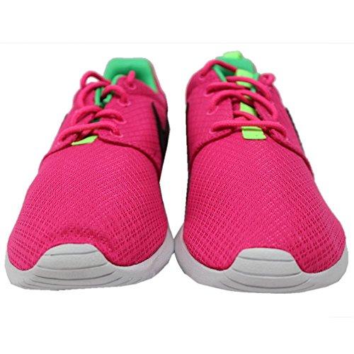 Nike Roshe Run 599728, Jungen Laufschuhe Pink
