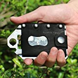 Sparkle Tmax Metal Wallet Leather Tactical Wallet