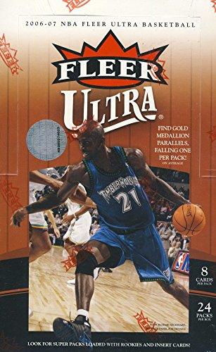 Fleer Ultra Basketball Hobby Box - 1