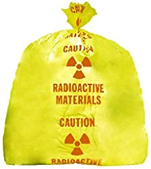 RPI Heavy Duty Radioactive Waste Poly Ba...