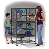 Midwest Homes for Pets Ferret Nation Double Unit Cage - 182