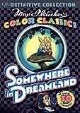 DVD : Max Fleischer's Color Classics: Somewhere in Dreamland
