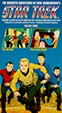 Star Trek - The Animated Series, Vol. 3: The Survivor/ The Lorelei Signal [VHS]