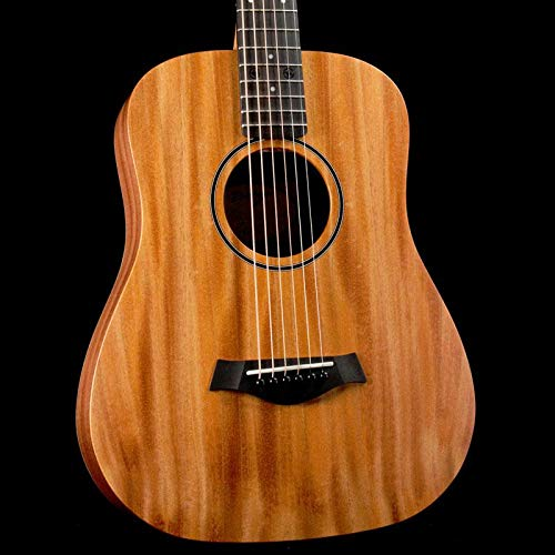 Taylor BT2 Baby Taylor Acoustic Guitar, Mahogany Top (Mahogany Dark Top)
