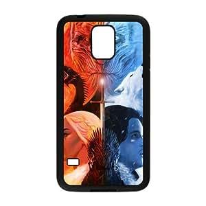 GameofThrones HILDA7052247 Phone Back Case Customized Art Print Design Hard Shell Protection SamSung Galaxy S5 G9006V
