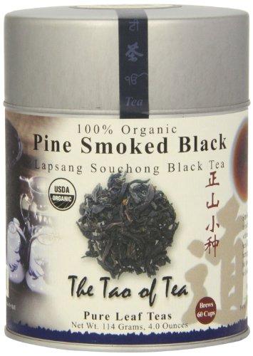 Дао чая, сосна Копченая черный чай, вкладыша, 4 унции