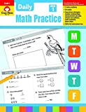 img - for Daily Math Practice, Grade 1 book / textbook / text book