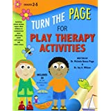 Turn The Page For Play Therapy  Activities & CD