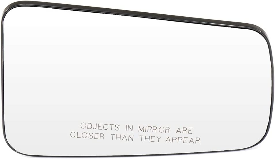 Right Side Rear View Mirror Glass Door Mirror Glass Replacement fit for 2008 2009 2010 2011 Ford Focus ECCPP Passenger Side Exterior Mirror Glasses