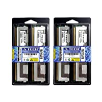 32GB Kit 4x8GB Memory Ram DELL PowerEdge 1900 1950 1950 1955 2900 2950 M600 R900 SC1430 PowerVault NF500 NF600 NX1950 Precision Workstation 490 690 690n R5400 R5400 T5400 T7400 Studio Hybrid 140G