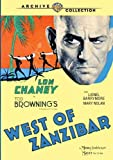 West Of Zanzibar poster thumbnail