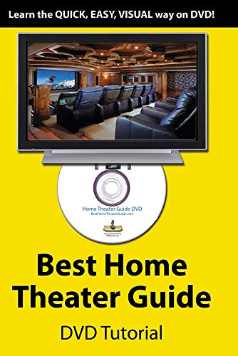 Best Home Theater Guide DVD Training Tutorial
