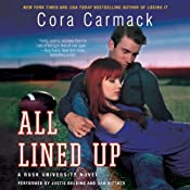 All Lined Up: Rusk University, Book 1 | Cora Carmack