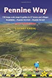 Pennine Way: British Walking Guide: planning, places to stay, places to eat; includes 138 large-scale walking maps (Trailblazer)