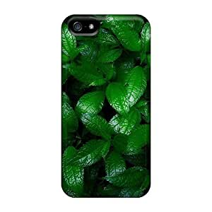 Iphone 5/5s Case Cover Shrubs Nature Case - Eco-friendly Packaging wangjiang maoyi