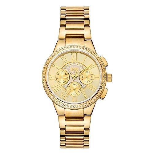 JBW Women's J6328E Helena Gold Chronograph Diamond Watch