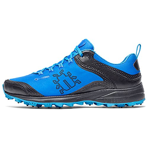 Icebug Aurora BUGrip Shoe - Men's Cobalt / Black 9.5 - Mens Running Shoes 9e