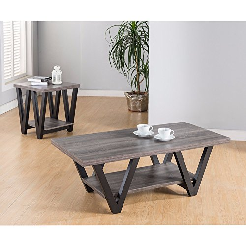 Distressed Coffee Table Sets
