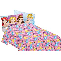 Disney Princesses Dreaming Princess Twin Sheet Set