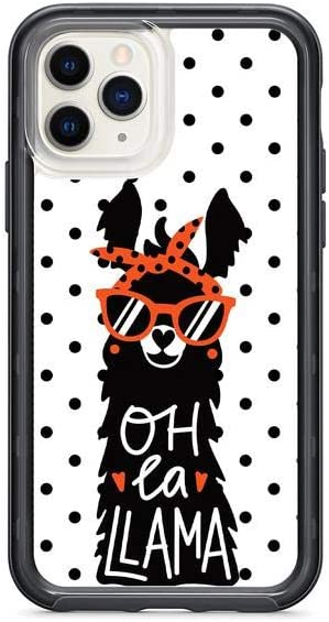 Llama Fun iPhone 11 case