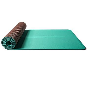 Fgtree Estera de Yoga de Seguridad Ambiental, Material de ...