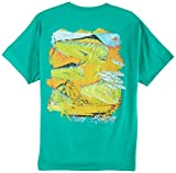Guy Harvey Motormouth T-Shirt - Kelly Green - Large