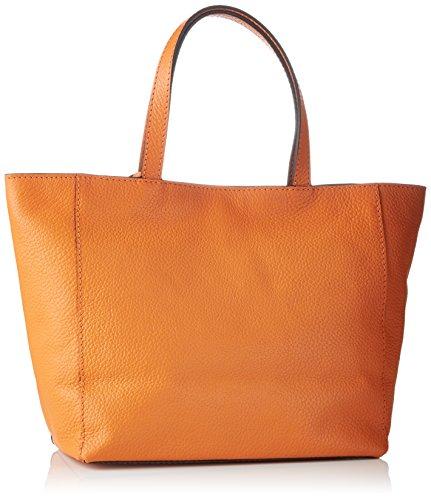 Loxwood femme Cabas Medium Cuir Orange Cabas Orange (Clementine)