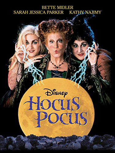 Hocus Pocus (Good Halloween Movies Disney)