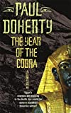 img - for The Year of the Cobra (Ancient Egypt Trilogy) book / textbook / text book
