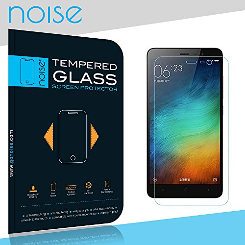 Xiaomi Redmi Note 4 with 2.5D Curved Edge Tempered Glass By Noise