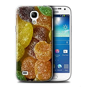 STUFF4 Phone Case / Cover for Samsung Galaxy S4 Mini / Fruit Pastilles Design / Sweets & Candy Collection