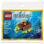 LEGO Creator Turtle 30476  LEGO