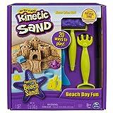 Kinetic Sand Set un Día en la Playa Juguete Didactico para Niños
