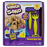Kinetic Sand 6037424 Beach Day Fun Set