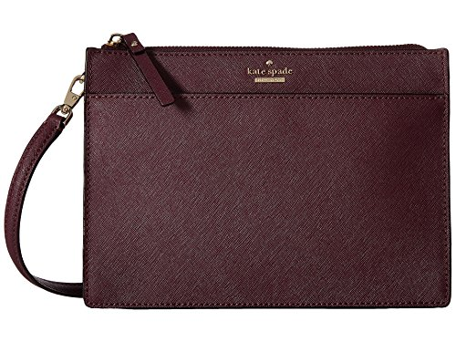 Kate Spade New York Women's Cameron Street Clarise Deep Plum Handbag by Kate Spade New York
