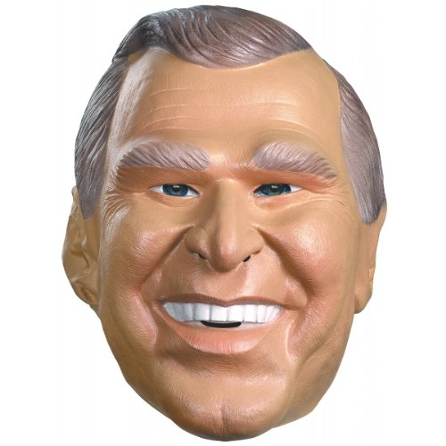 Disguise George W. Bush Costume Mask ()