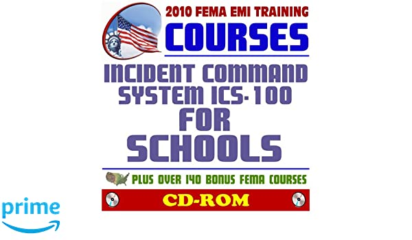 2010 FEMA Emergency Management Institute EMI Training